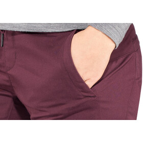 Black Diamond Notion Pantaloni Donna, bordeaux